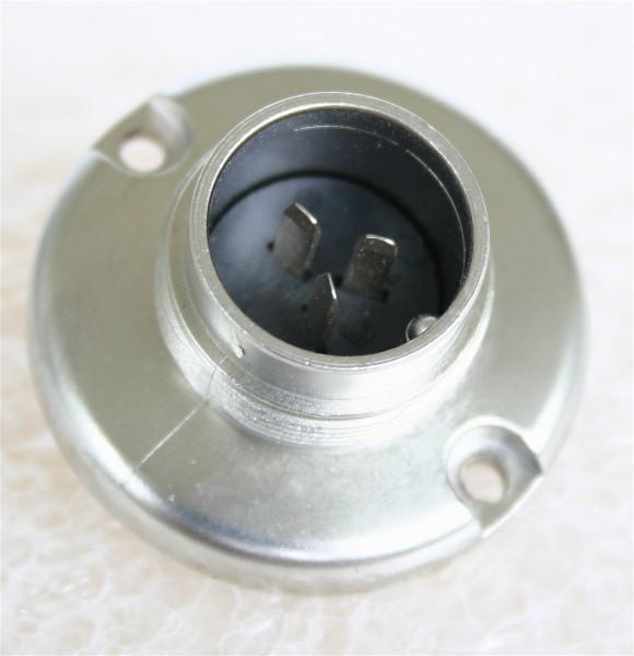 Amphenol Tuchel 3pol Einbaustecker T3081-006 gebraucht