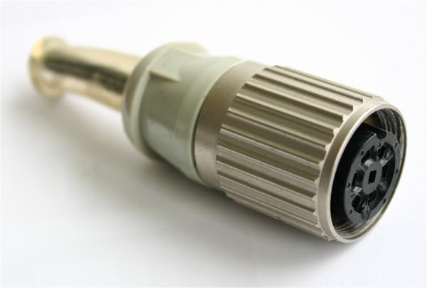 Amphenol Tuchel 7 Pol Kabelbuchse T3461-002 für Neumann KM2XX/M249/M269 gebraucht