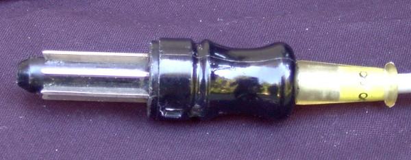 Amphenol Tuchel 5pol Stecker T4012 gebraucht