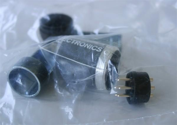 Amphenol Tuchel 7 pol Kabelstecker T3460-002 f.Neumann KM2XX / M249 / M269 NEU