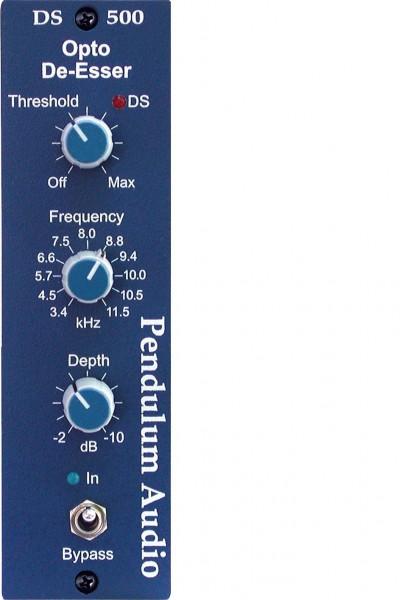 Pendulum Audio DS-500 Opto De-esser
