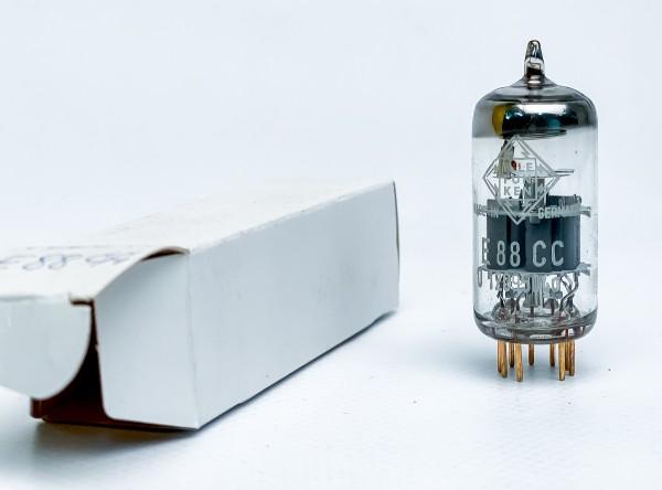 Telefunken E88CC Tube Used, measured