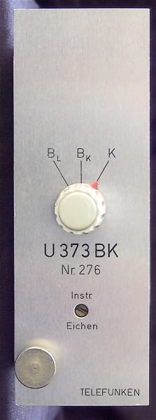 Telefunken U373bk Kompressor/ Limiter