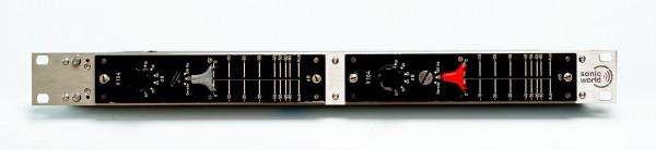 SonicWorld FR2X-V104 Rack für 2 x Jahnke V104