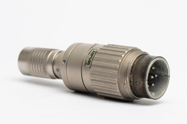 Adapter Amphenol Tuchel 6 Pol Buchse T 3401-002 auf 7 Pol Stecker T3460-002 gebraucht