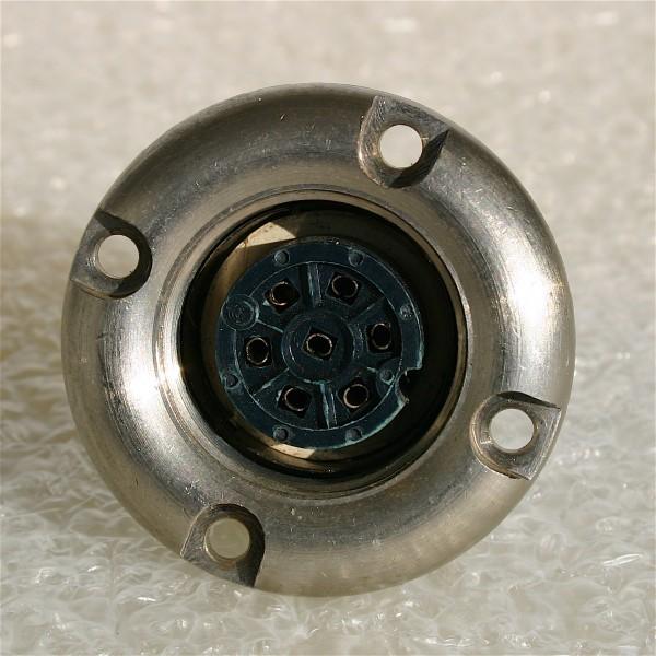 Amphenol Tuchel 7 pol Einbaubuchse T3463-000 für Neumann KM2XX / M249 / M269