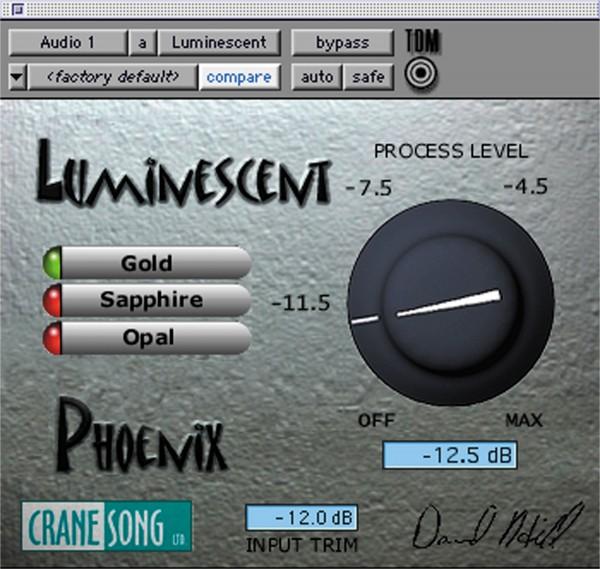 Crane Song Phoenix Plug-In