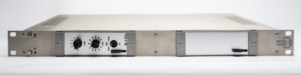 SonicWorld FR2X-V376 Rack mit 1 Stück TAB V376a Vorverstärker