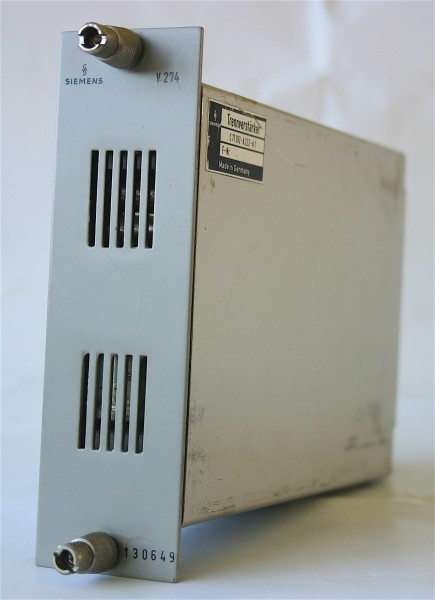 Siemens V274