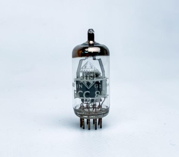 Telefunken ECC88, used, measured