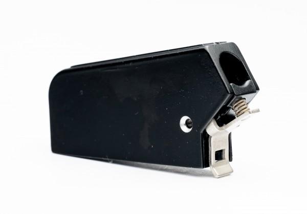 Metallhaube für 16-polige Steckverbinder DIN 41622 und 20-polige Steckverbinder DIN 41618